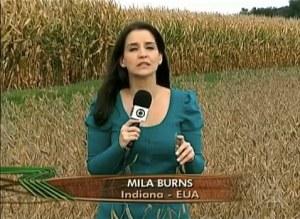 Globo Rural – Reportagem sobre a colheita de soja nos Estados Unidos exibida em 04/10/2013