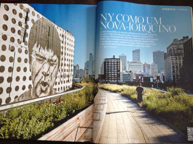 Nova York como um nova-iorquino: um guia com os melhores endereços da melhor região da cidade (Marie Claire, julho, 2013)